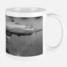 B17 Bombers Dropping Bombs Mugs