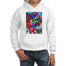 Adorning Ornaments Hoodie