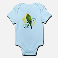 English Budgie Body Suit