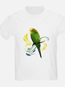English Budgie T-Shirt
