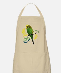 English Budgie Apron