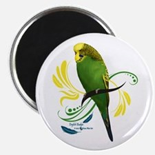 English Budgie Magnets