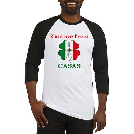 Casas Family Baseball Jersey