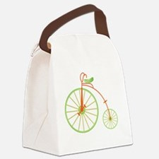 Cool Old Canvas Lunch Bag