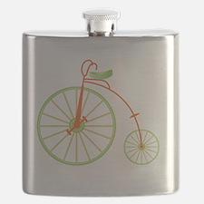 Unique Circles Flask