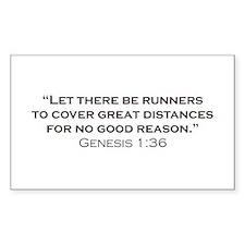 Runner / Genesis Decal