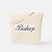 Vintage Bishop Tote Bag