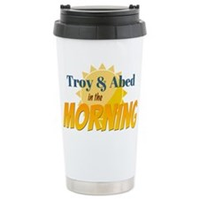 Cute Abed community Travel Mug