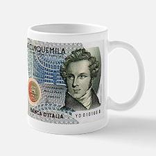 5000 Lire Cinquemila Mugs