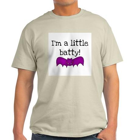 A Little Batty Light T-Shirt