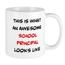awesome school principal Mug
