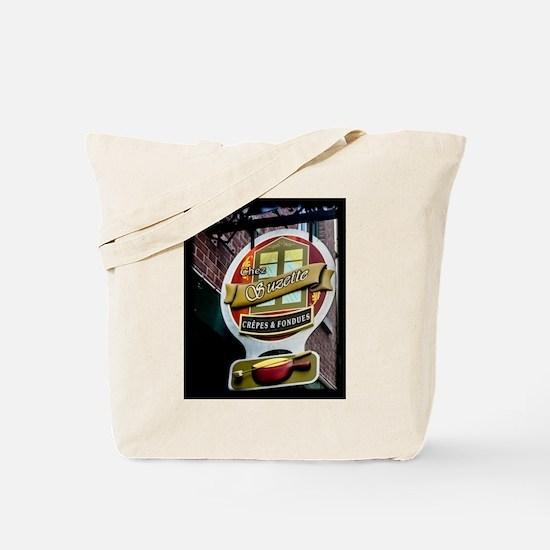 Crépes Suzette Tote Bag