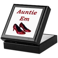 Auntie Em Keepsake Box