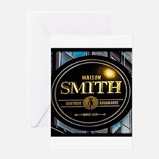 Maison Smith Greeting Cards