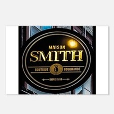 Maison Smith Postcards (Package of 8)