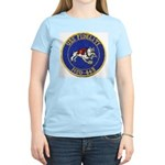 USS FIDELTIY Women's Light T-Shirt