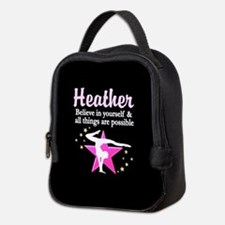 Inspiring Gymnast Neoprene Lunch Bag