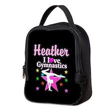 Gymnast Love Neoprene Lunch Bag