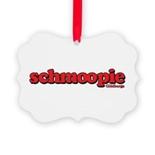 Schmoopie Ornament