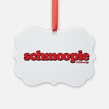 Schmoopie Ornament