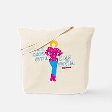 I Am Style Beverly Goldberg Tote Bag