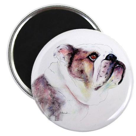 Bulldog #3 Magnet