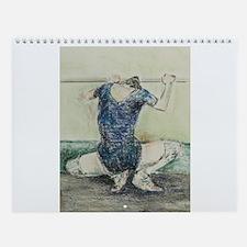 Ballet 2 Wall Calendar