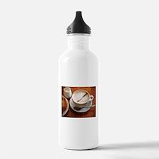 Pier Latte Art Water Bottle