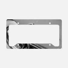 Classic car License Plate Holder
