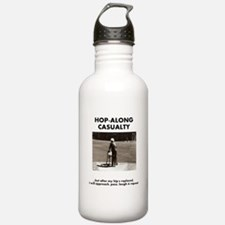 Funny Hip replacement Water Bottle
