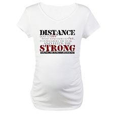 Feeds the strong: USAF Girlfriend Shirt