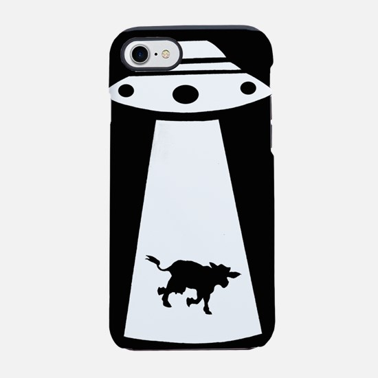 Ufo abduction-1 iPhone 8/7 Tough Case