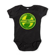 Cute Hurricane sandy Baby Bodysuit