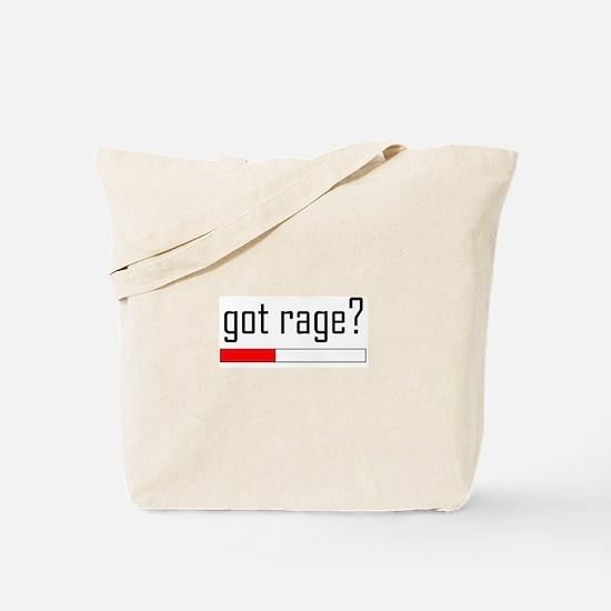 Got Rage? Tote Bag