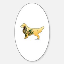 Tangle Goldendoodle Decal