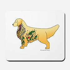 Tangle Goldendoodle Mousepad