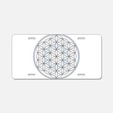 Mother Mary1 Aluminum License Plate