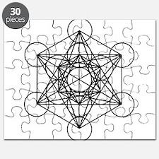Metatron Cube Puzzle