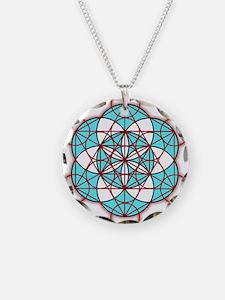 MetatronRed Necklace