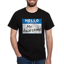 Unique Awesome T-Shirt