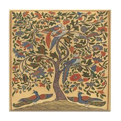 The Tree of Life Tile Coaster