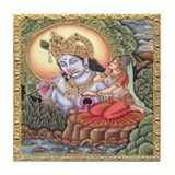 Krishna box Drink Coasters