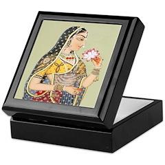 Padmini The Heroine Keepsake Box