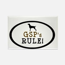 GSPs Rule Rectangle Magnet
