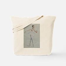 Ballet Lesson 1 Tote Bag