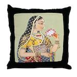 Padmini The Heroine Throw Pillow