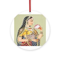 Padmini The Heroine Ornament (Round)