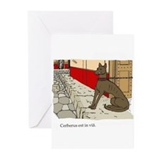 Unique Courses Greeting Cards (Pk of 10)