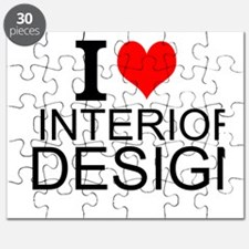 I Love Interior Design Puzzle