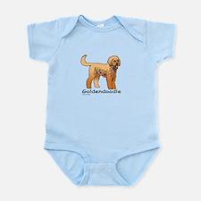 Tangle Goldendoodle Infant Bodysuit